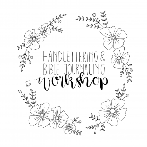 Handlettering und Bible Journaling Workshops